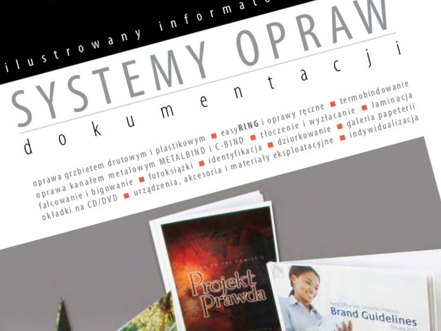 SYSTEMY OPRAW