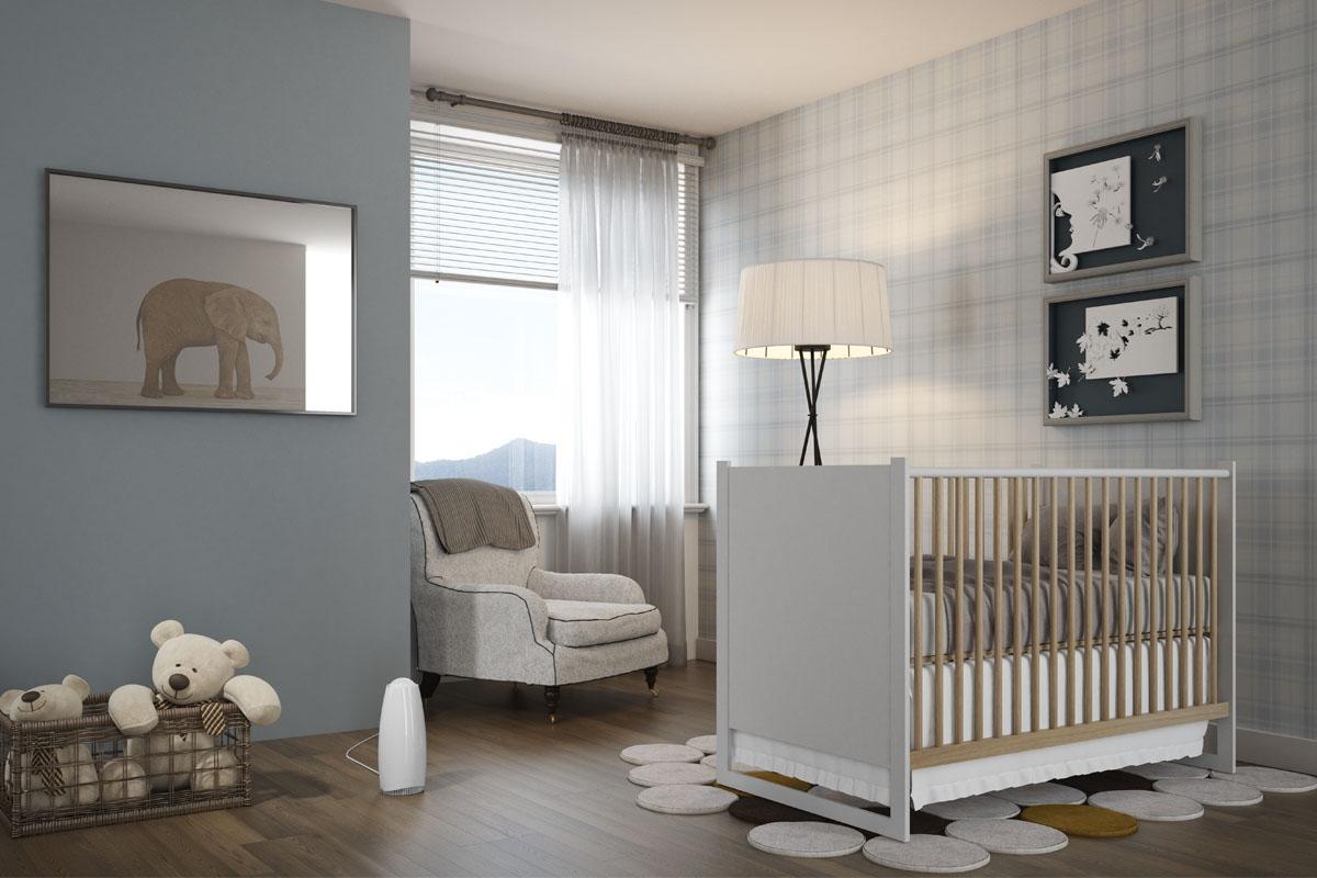 Airfree Babyair bedroom
