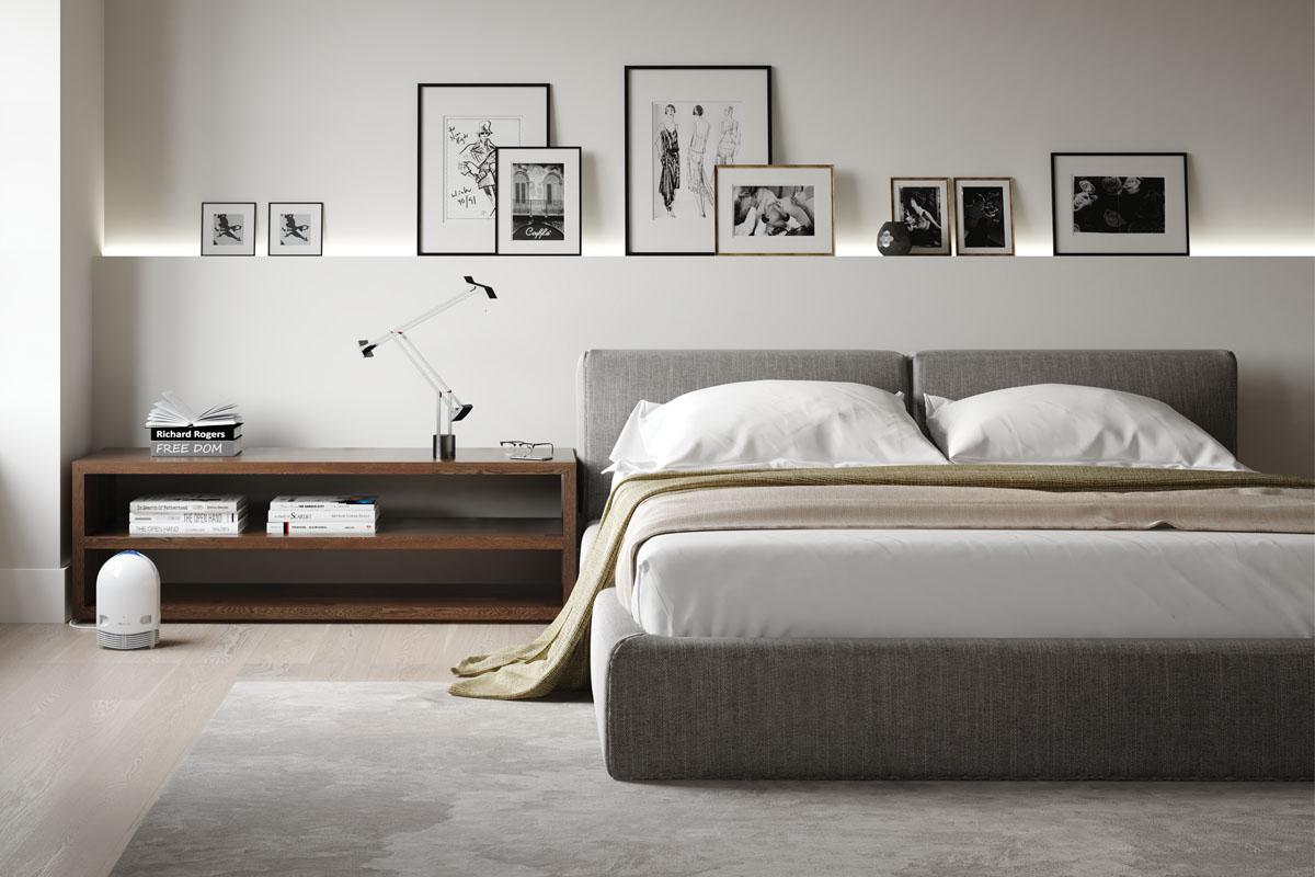 Airfree Duo sypialnia