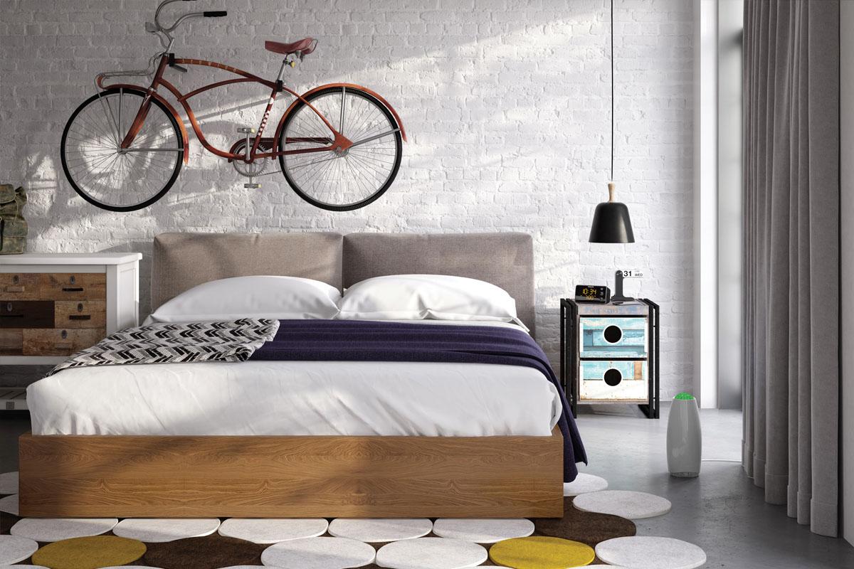 Airfree Tulip bedroom