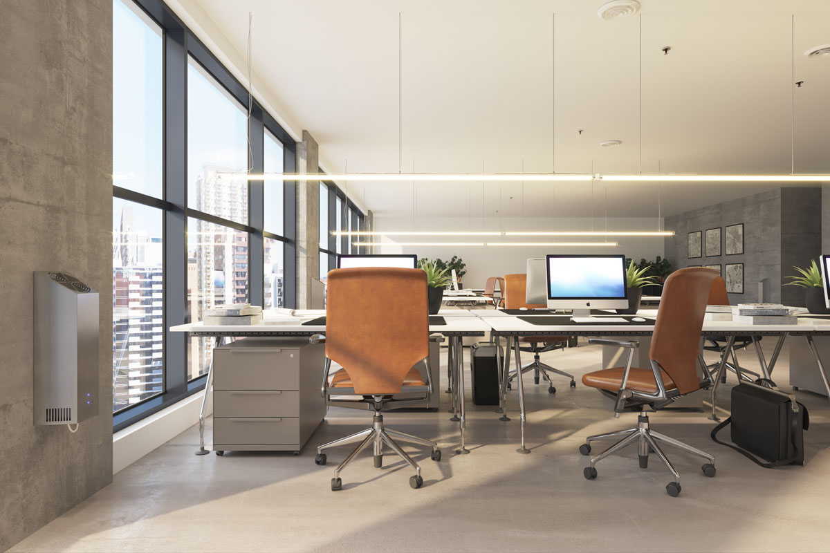 Airfree WM office