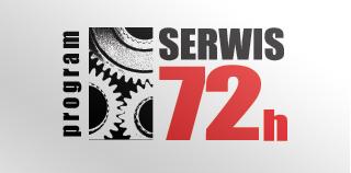 Logo Serwis 72h
