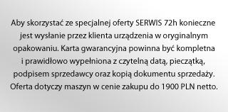 Opis 2 Serwis 72h