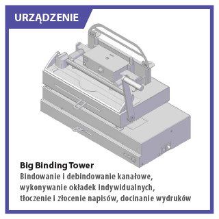 OPUS Big Binding Tower