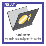 Hard Covers personalized to order