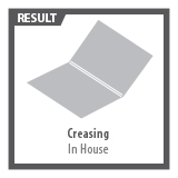 Creasing