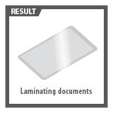 Document lamination