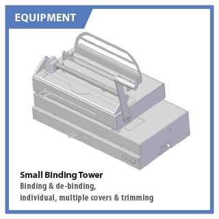 OPUS Small Binding Tower