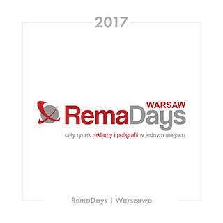 REMADAYS 2017