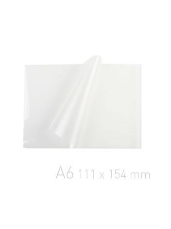 Folia laminacyjna - O.POUCH Super 111 x 154 mm (A6) - 100 µm - 100 sztuk