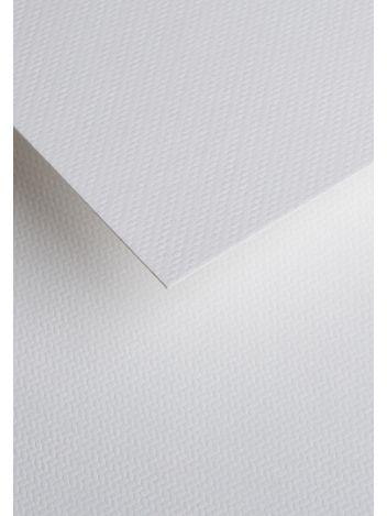 Wysokiej jakości papier ozdobny - O.Papiernia JODEŁKA - 230 g/m² - biały - 20 sztuk