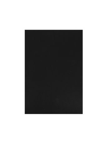 Miękka okładka polipropenowa do bindowania - O.SUPERPLAST 297 x 210 mm (A4) - 100 arkuszy - czarny