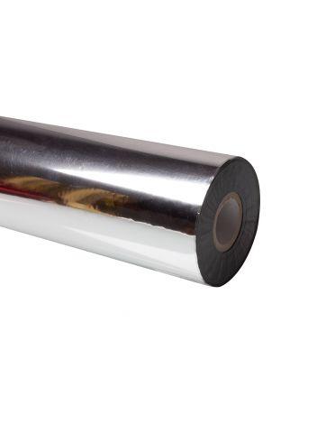 Folia do złoceń, nabłyszczeń w rolce na wydrukach laserowych przy użyciu termotransferu - O.FOIL Toner Print - 21,3 cm x 200 m - srebrny
