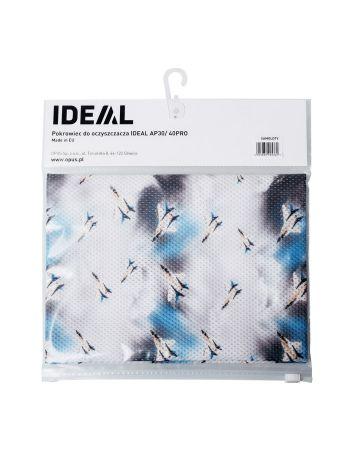 Pokrowiec dekoracyjny ze wzorem do oczyszczaczy powietrza IDEAL AP 30 / 40 PRO - samoloty