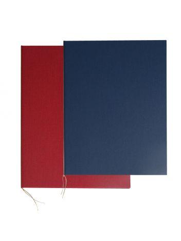 Okładka na dyplom - O.Presentation Cover Europe 304 x 219 mm (A4+ pionowa) - bordowy - 10 sztuk