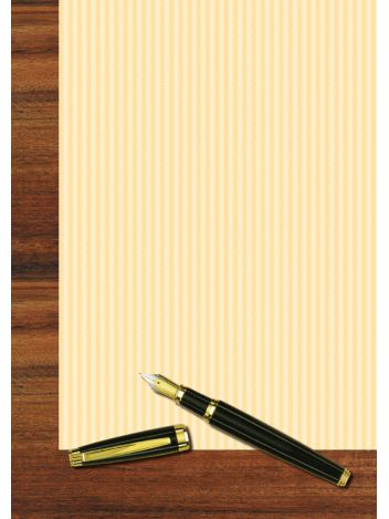 O.Papiernia PIÓRO - 110 g/m² - 25 sztuk