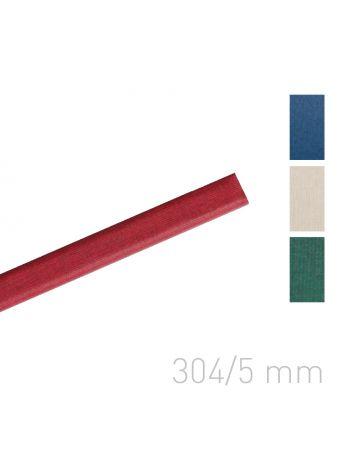 Kanał oklejany - O.CHANNEL Europe 304 mm (A3+ poziomo, A4+ pionowo) - 5 mm - niebieski - 10 sztuk