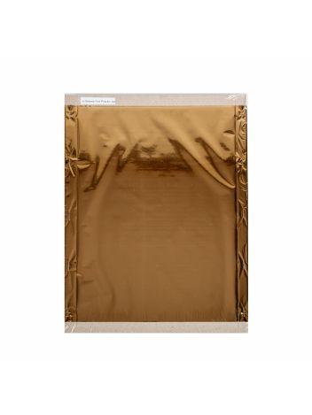 Folia do złoceń, nabłyszczeń w arkuszach - O.FOIL SIDERIS Practic - A4 (297 x 210 mm) - złoty - 200 arkuszy