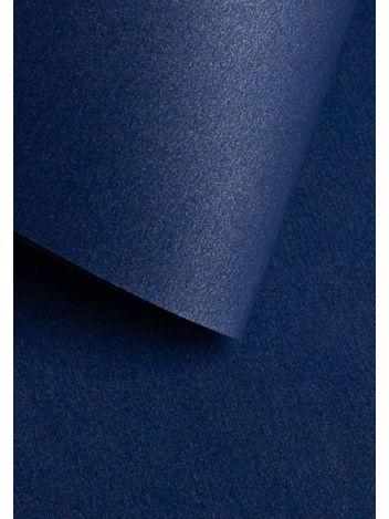 Wysokiej jakości papier ozdobny - O.Papiernia PERŁA - 250 g/m² - niebieski - 20 sztuk