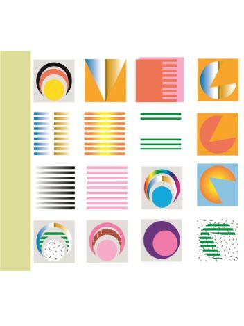 O.CD COVER - Magic Squares - 10 sztuk