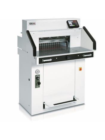 Profesjonalna gilotyna elektryczno hydrauliczna - IDEAL 5560 LT