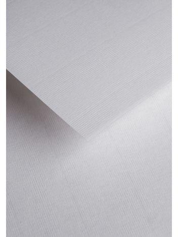 Wysokiej jakości papier ozdobny - O.Papiernia COROLLA - 100 g/m² - biały - 25 sztuk