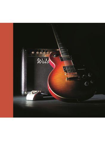 O.CD COVER - Guitar - 10 sztuk