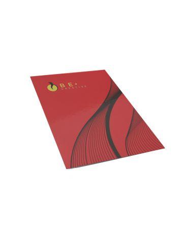 Termookładki kartonowe z indywidualnym drukiem - O.ThermoPERSONAL - CMYK 4/4 - cena za sztukę przy nakładzie 4000 sztuk