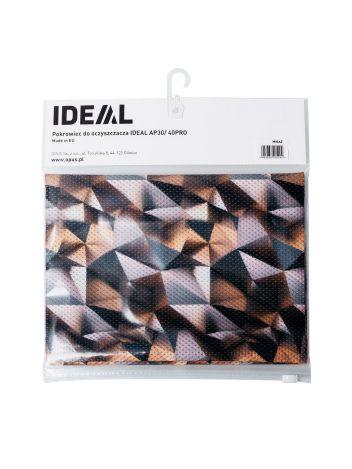 Pokrowiec dekoracyjny ze wzorem do oczyszczaczy powietrza IDEAL AP 30 / 40 PRO - miraż