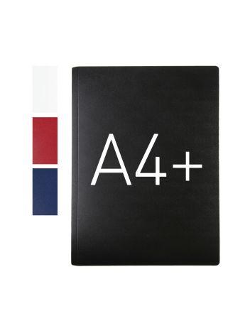 Okładka miękka - O.FLEXI COVER Boss 304 x 212 mm (A4+ pionowa) - biały - 25 par
