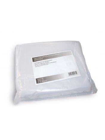 Plastikowe worki na ścinki do niszczarek IDEAL - przeznaczone dla modeli 4107 / 4109 - 50 sztuk