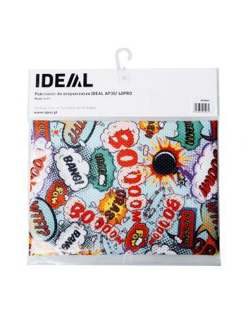 Pokrowiec dekoracyjny ze wzorem do oczyszczaczy powietrza IDEAL AP 30 / 40 PRO - komiks