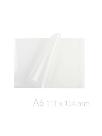 Folia laminacyjna - O.POUCH Super 111 x 154 mm (A6) - 125 µm - 100 sztuk