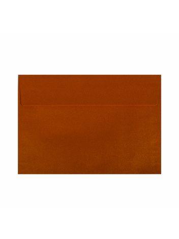 Wysokiej jakości koperty ozdobne - O.Koperta C6 - PERŁA - 120 g/m² - miedziany - 10 sztuk