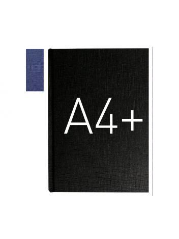 Okładka twarda - O.HARD COVER Texture 304 x 212 mm (A4+ pionowa) - czarny - 10 par
