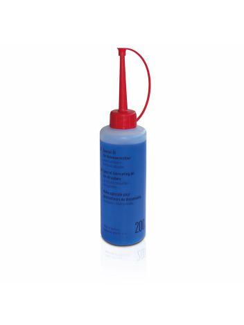 Olej do automatycznego smarowania noży tnących w niszczarkach IDEAL od modelu 2240 CC do 5009 2CC o pojemności 200 ml