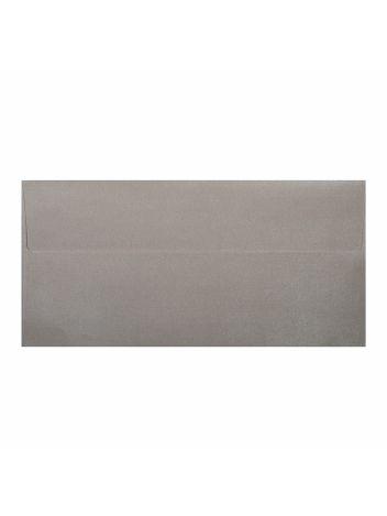 Wysokiej jakości koperty ozdobne - O.Koperta DL - PERŁA - 120 g/m² - srebrny - 10 sztuk