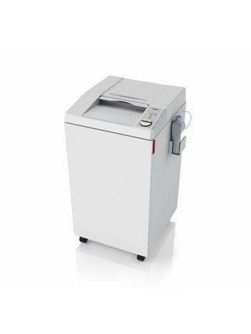 Wysokowydajna niszczarka do kart plastikowych i optycznych nośników danych - IDEAL 0103 SCD / 2,2 x 4 mm