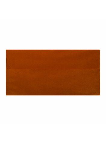 Wysokiej jakości koperty ozdobne - O.Koperta DL - PERŁA - 120 g/m² - miedziany - 10 sztuk