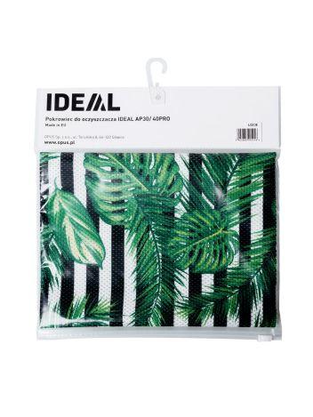 Pokrowiec dekoracyjny ze wzorem do oczyszczaczy powietrza IDEAL AP 30 / 40 PRO - liście