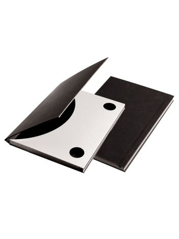 Teczka na dokumenty - OfferBOX Mundial - 320 x 235 mm (A4+ pionowa) - 30 mm - szary - 10 sztuk