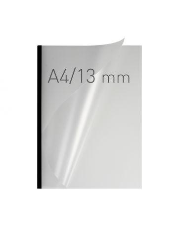 O.EASY COVER Double Semi Matt - (13 mm) - 297 x 210 mm (A4 pionowa) - czarny - 30 sztuk