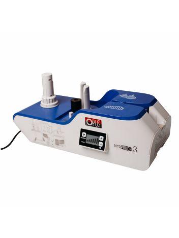 Urządzenie do wypełniania powietrzem poduszek lub mat foliowych - OPUS aeroPOUCH 3