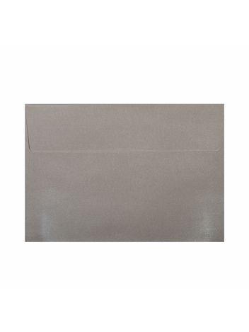 Wysokiej jakości koperty ozdobne - O.Koperta C6 - PERŁA - 120 g/m² - srebrny - 10 sztuk