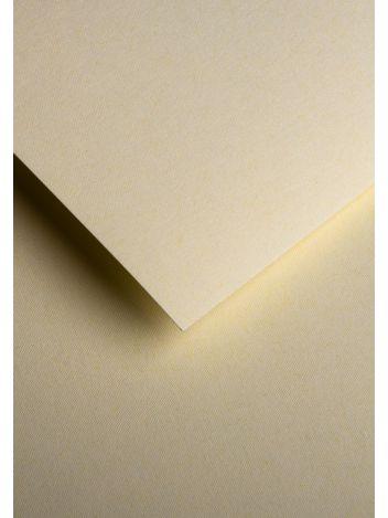Wysokiej jakości papier ozdobny - O.Papiernia KANON - 230 g/m² - kremowy - 20 sztuk