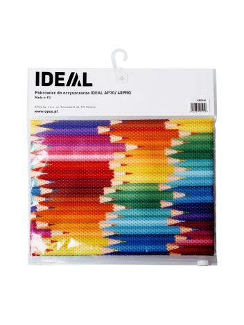 Pokrowiec dekoracyjny ze wzorem do oczyszczaczy powietrza IDEAL AP 30 / 40 PRO - kredki