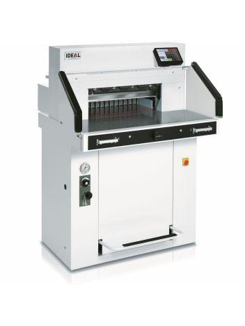 Profesjonalna gilotyna elektryczno hydrauliczna - IDEAL 5560