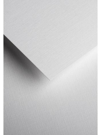 Wysokiej jakości papier ozdobny - O.Papiernia LEN - 230 g/m² - biały - 20 sztuk
