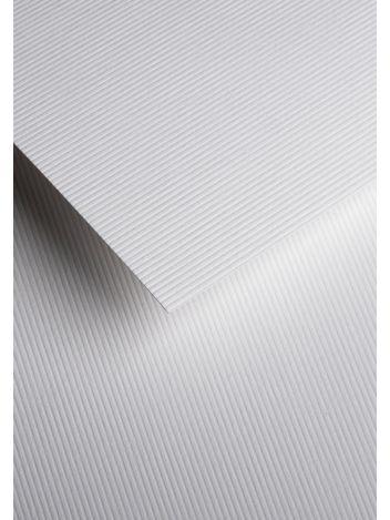 Wysokiej jakości papier ozdobny - O.Papiernia PASKI SZEROKIE - 230 g/m² - biały - 20 sztuk