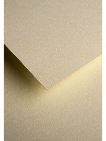 Wysokiej jakości papier ozdobny - O.Papiernia TRADYCJA - 230 g/m² - kremowy - 20 sztuk